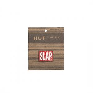 888242ba9975 상품명 : HUF X SLAP MASTHEAD PIN RED